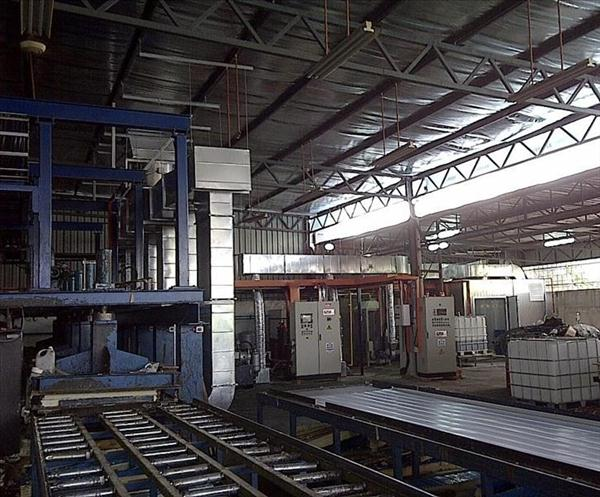 C5 Sandwich panel project in Malaysia