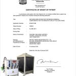 Certificate of Grant of Patent
