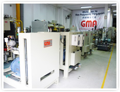 GMA L mix-head with spacer